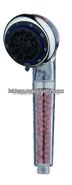 Tourmaline shower head Negative Aion shower head LX-H2703