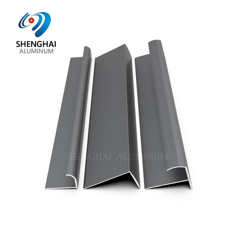 Tile Leveling System Profiles Decoration Walls With Aluminum Trim Tile Corners
