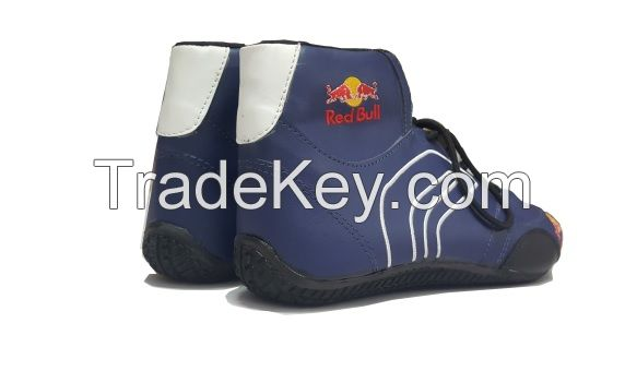 Go Kart Racing Boot Red Bull