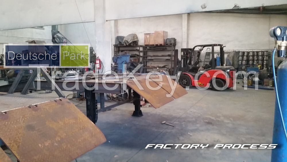 DP Loading Ramp