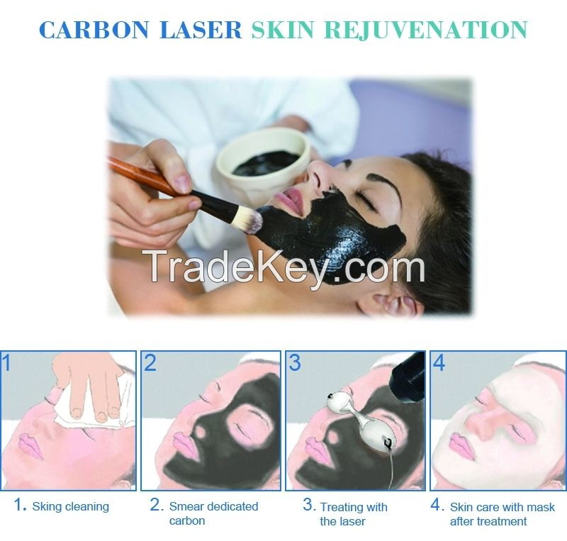2018 newest salon use high quality pigment tattoo removal Pico Laser machine