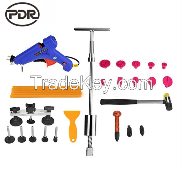 Car automotive Paintless Hail Dent Removal pdr repair tool set
