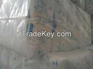 Wholesale disposable baby diapers/nappies