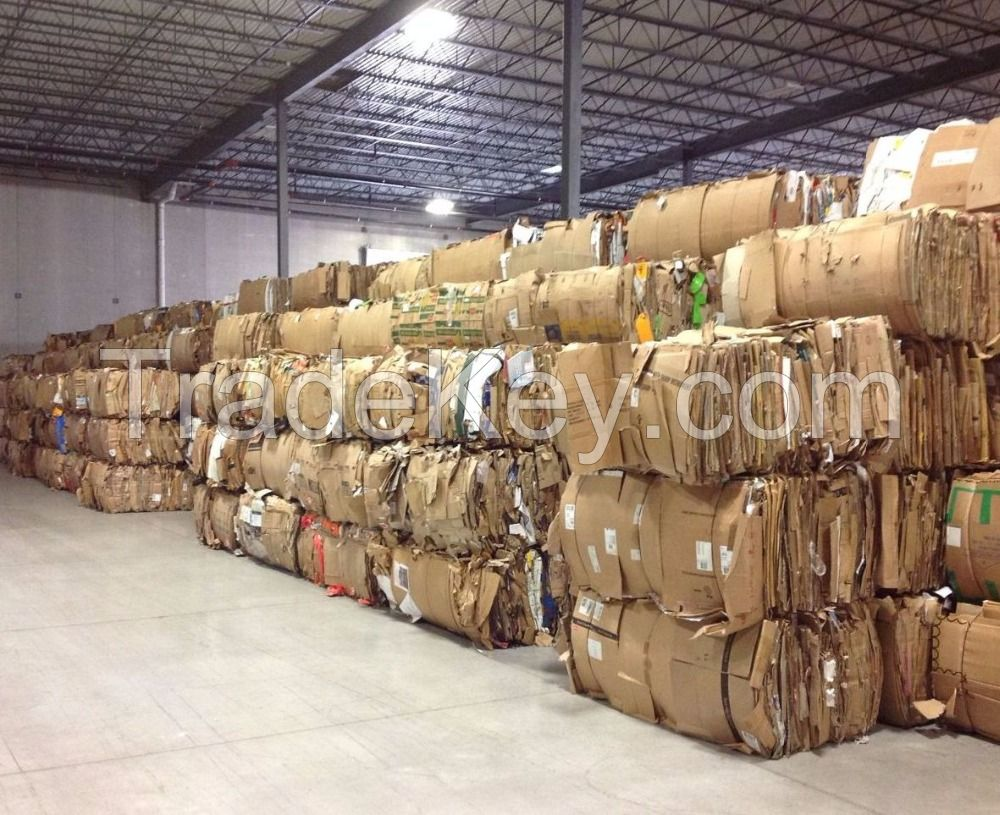 OCC WASTE PAPER /NEWS PAPER SCRAPS/OVER ISSUED NEWSPAPER/ONP