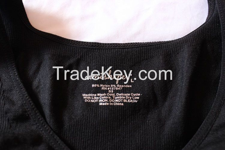 Wholesale Women's Top Tank Tops Cami Shaper Genie Bra Breathable Vest