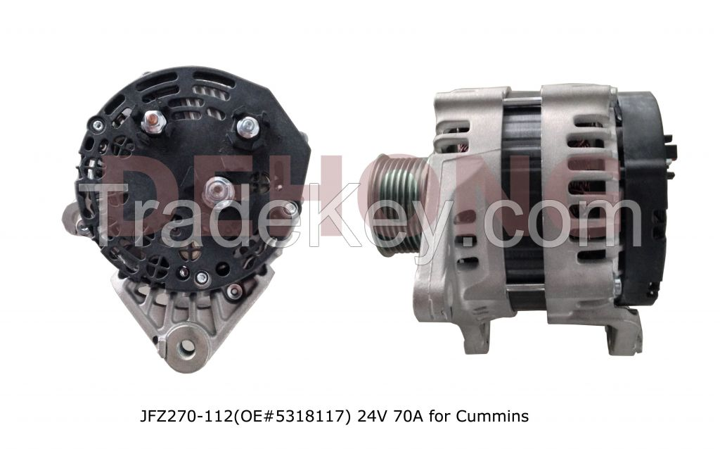24V 70A alternator 5318117 for Cummins