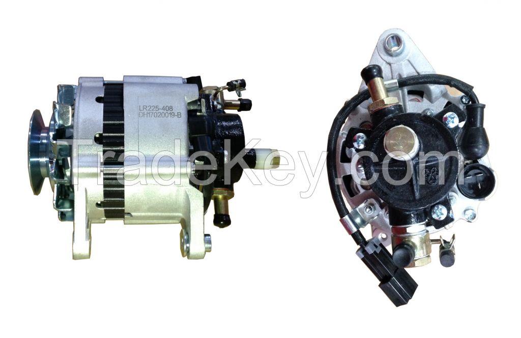 HITACHI 24V 25A LR225-408 brand new alternator for isuzu truck