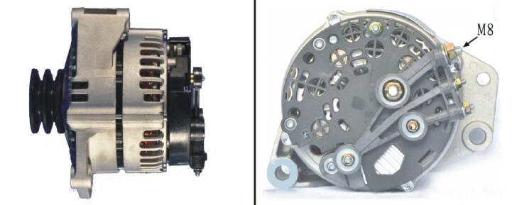 Weichai Alternator 612600090259  for Shacman Truck Weichai Engine