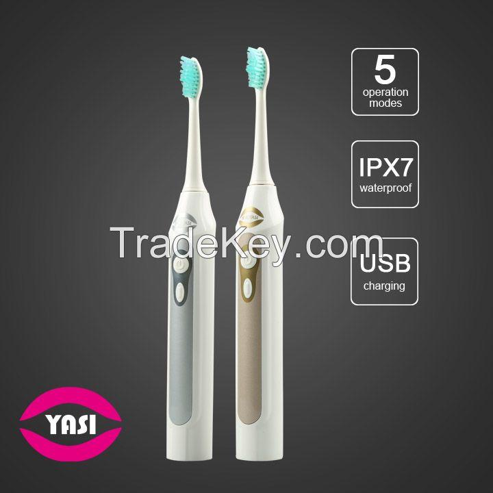 YASI 702 USB Electric Toothbrush