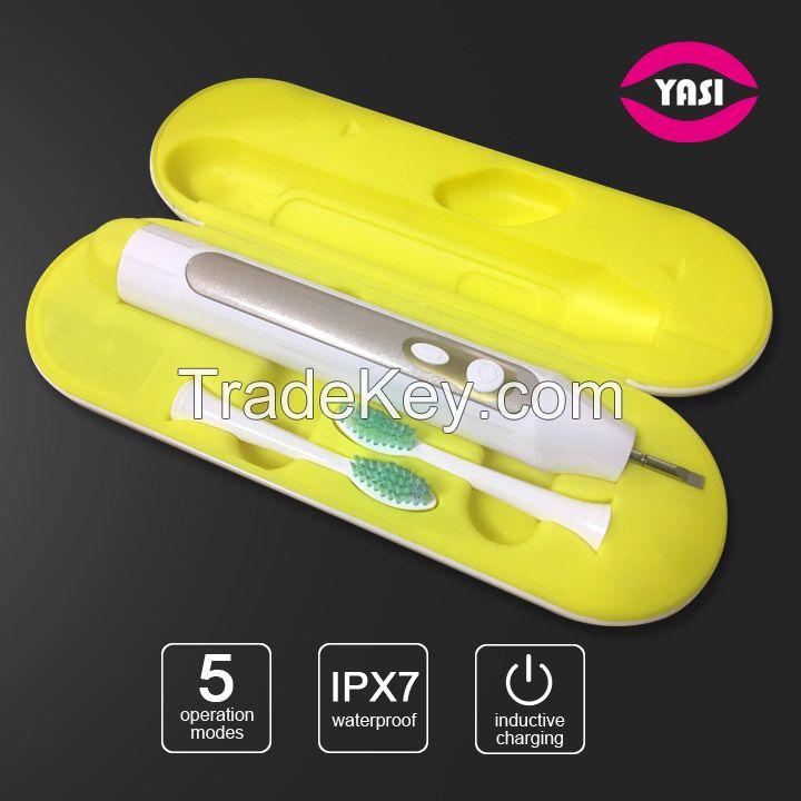 YASI 512 Travel Electric Toothbrush