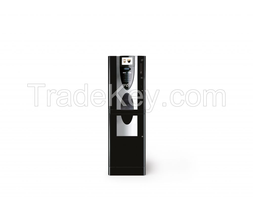 Bianchi LEI 200 and LEI SA coffee vending machines