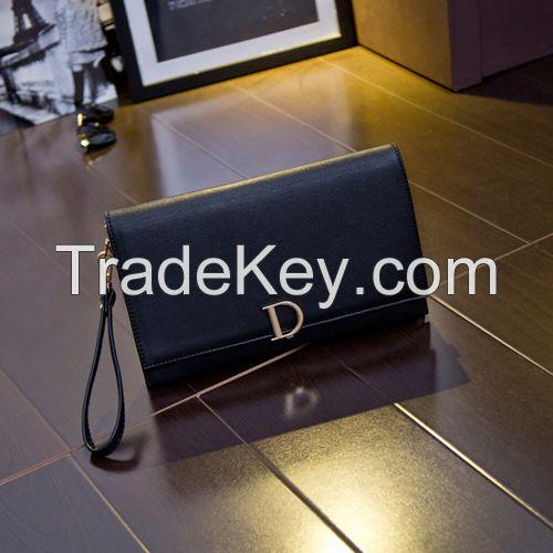 Leather Handbag PF6201