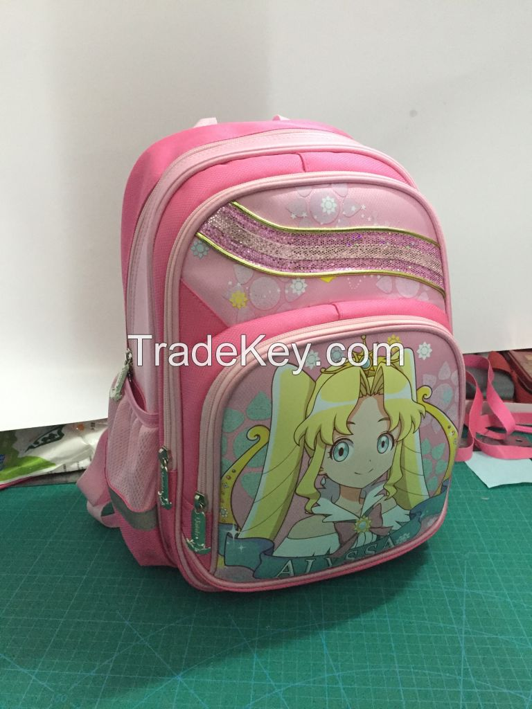 Kids backpack, Children school bag