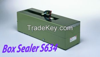 Filament Tape Box Sealer S634: Industrial Packaging Supplier in the USA