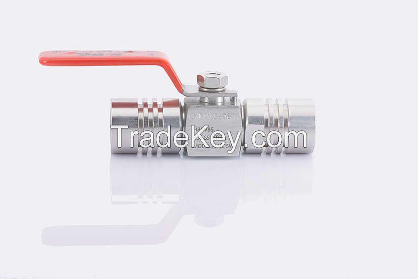 gas ball valves