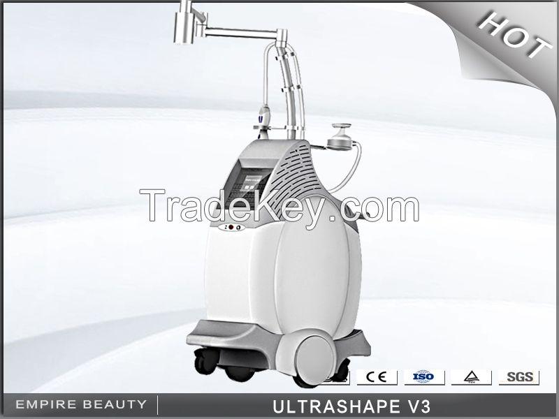 Ultrashape Focused Ultrasound HF RF handle for weight loss machine empire beauty