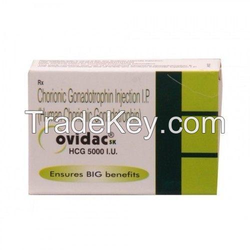 Buy Ovidac PregnylHCG 2000IU injection   Order Pregnyl-HCG 2000IU Online