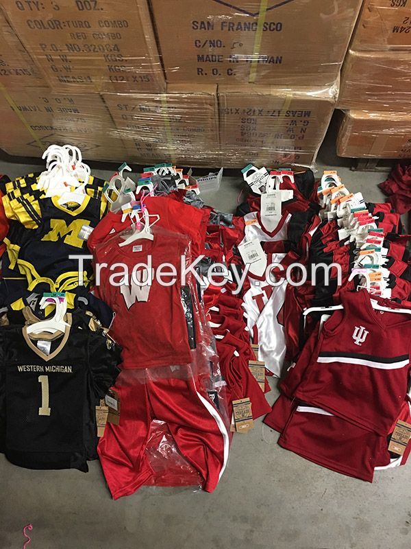 NCAA college clothing