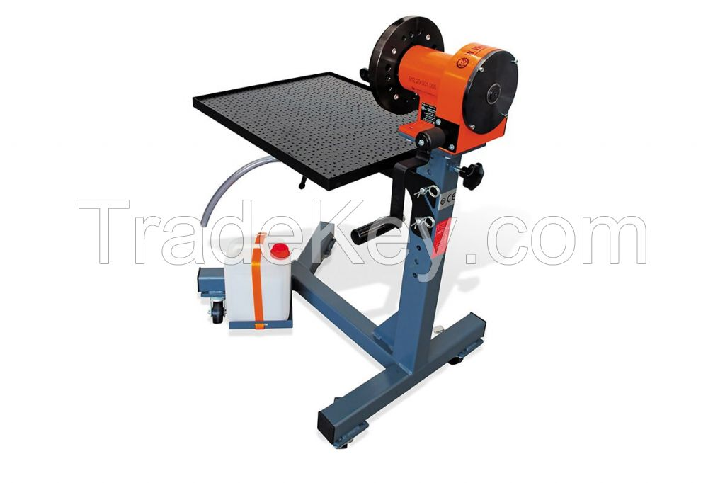 Engine Stand for Small Engines - Capacity 150kg -