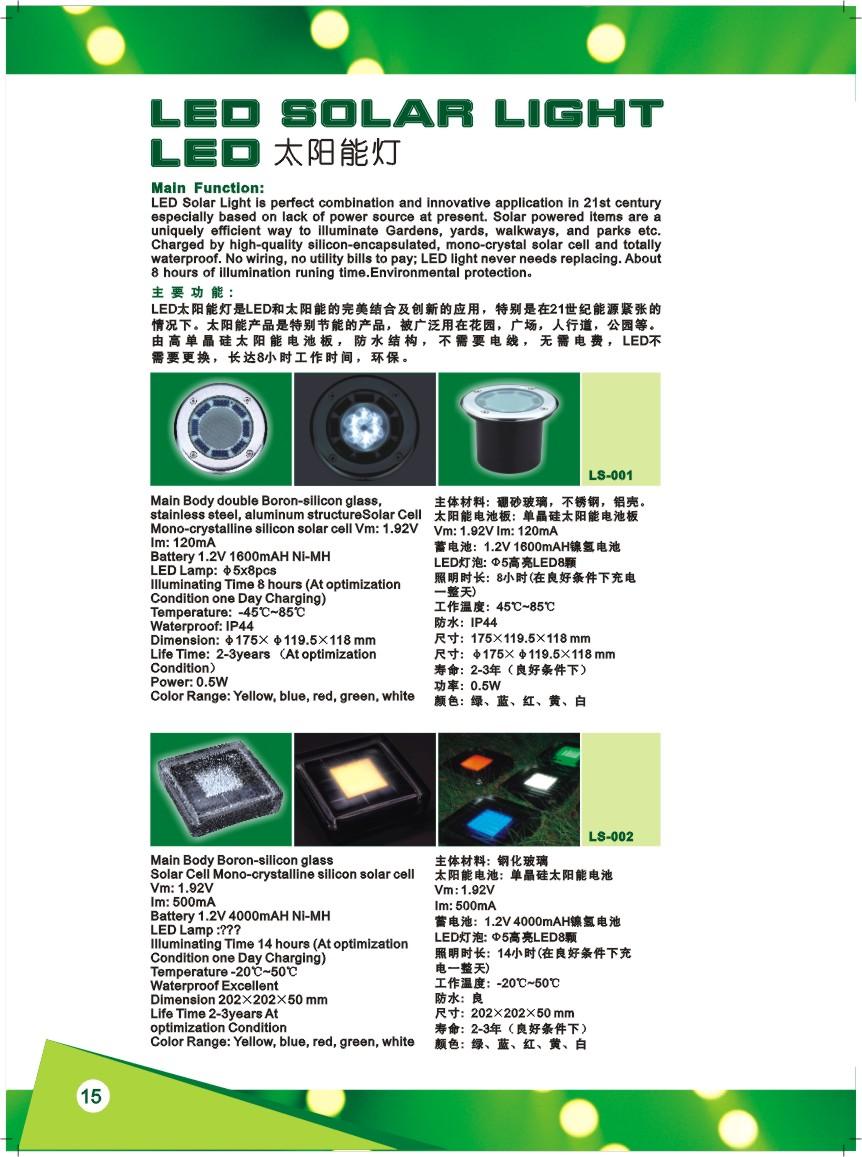 LED lighing