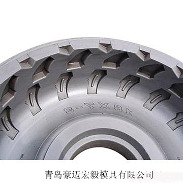 truck tyre mold