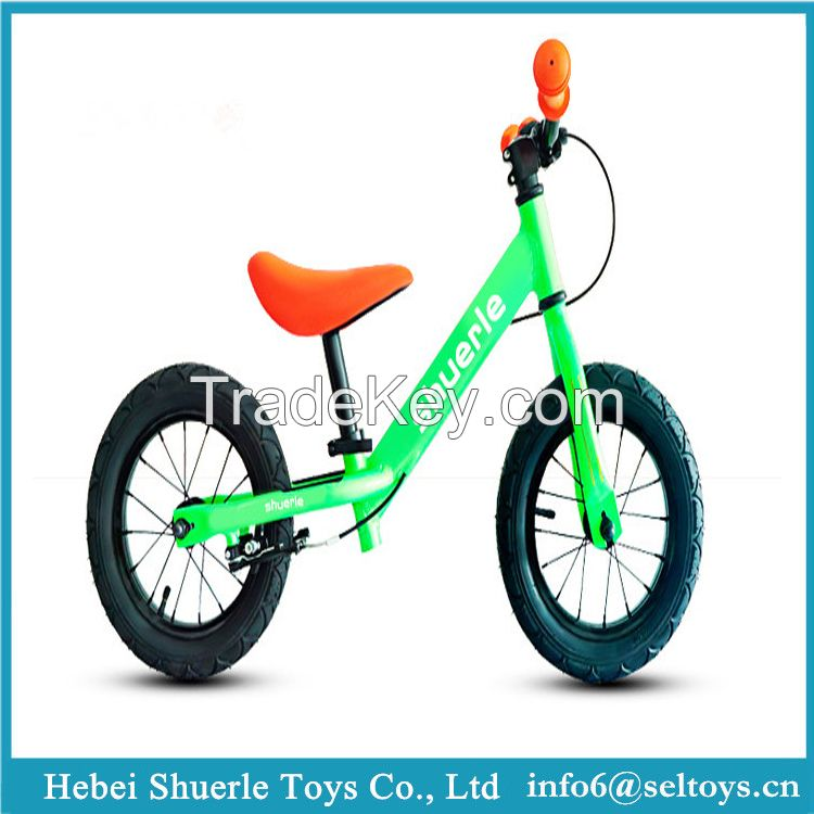 2017 hot sale kids balance bike for children bike