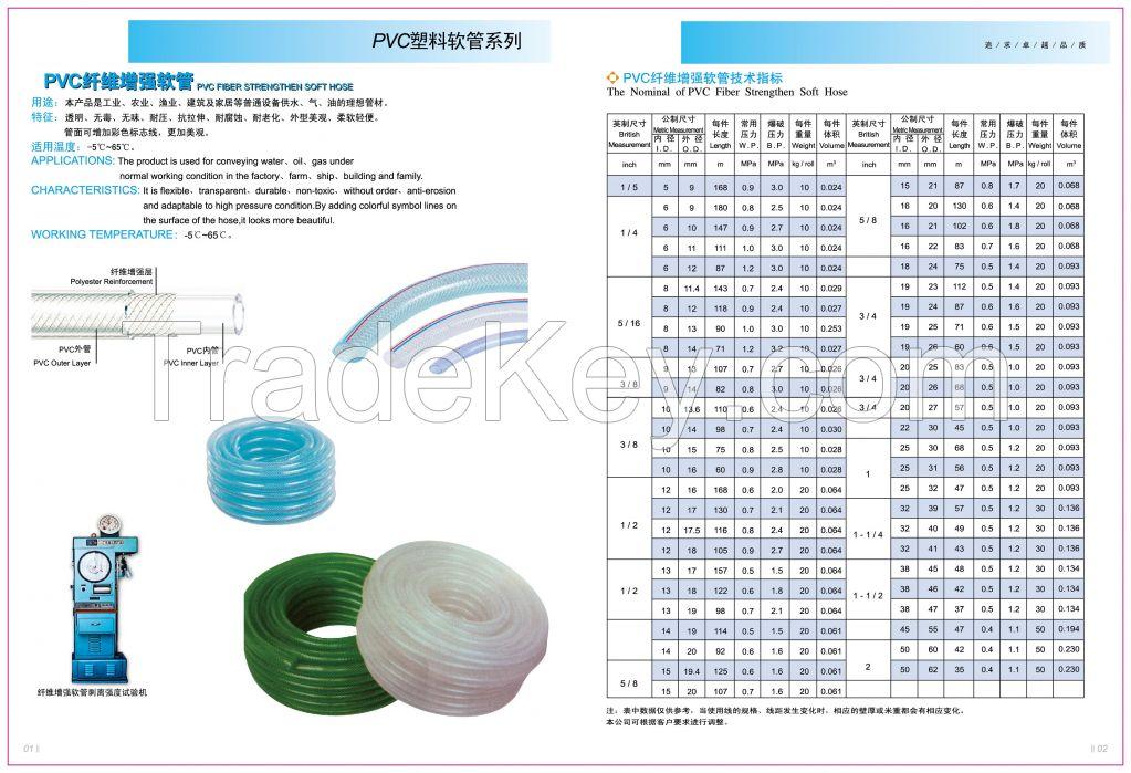 PVC  Hose , PVC tube,