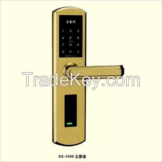 Intelligent door lock,  door locks