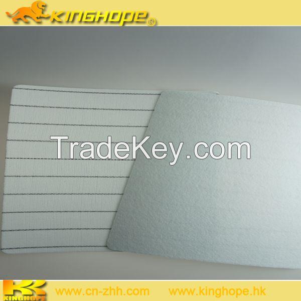 PK stripe insole board for shoe lining