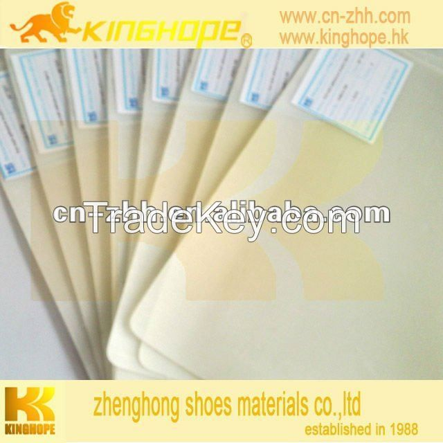 Pingpong sheet hot melt adhesive chemical sheetfor shoe lining