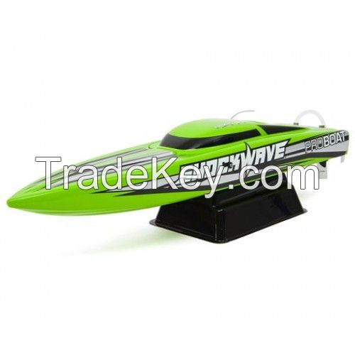 Pro Boat Shockwave 26 Brushless Deep-V RTR Boat w/2.4GHz Radio System