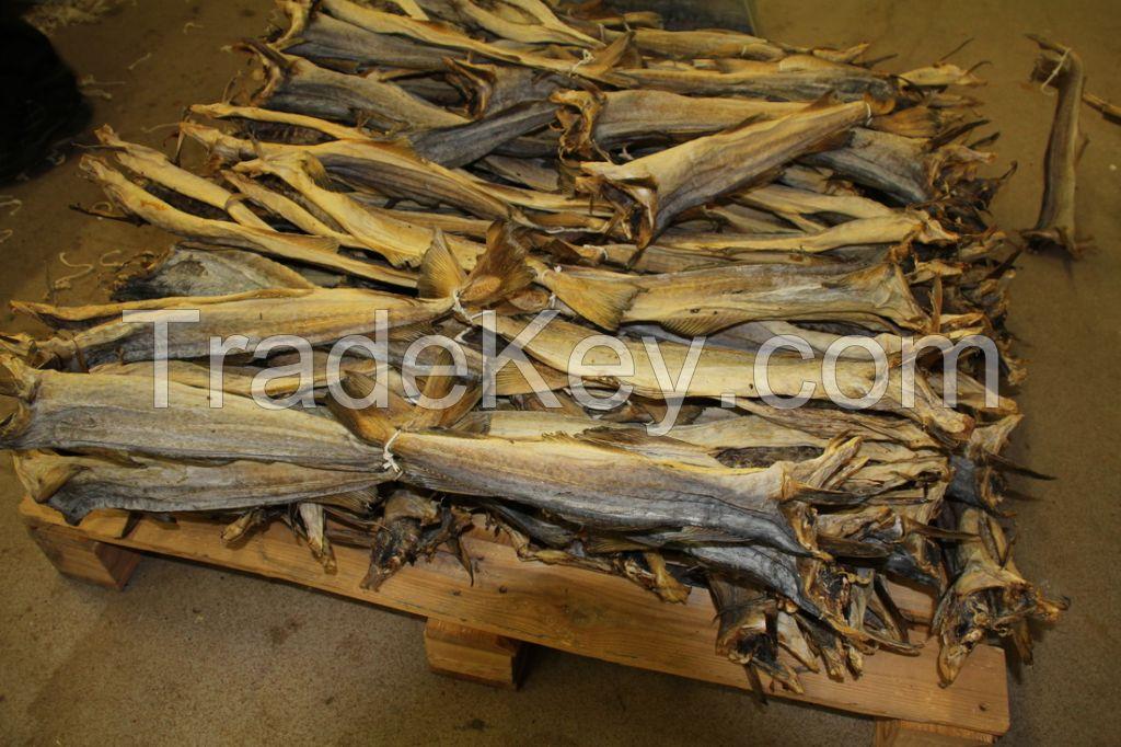 100% Quality Dried StockFish