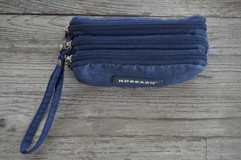 Denim Blue Buddy Wallet