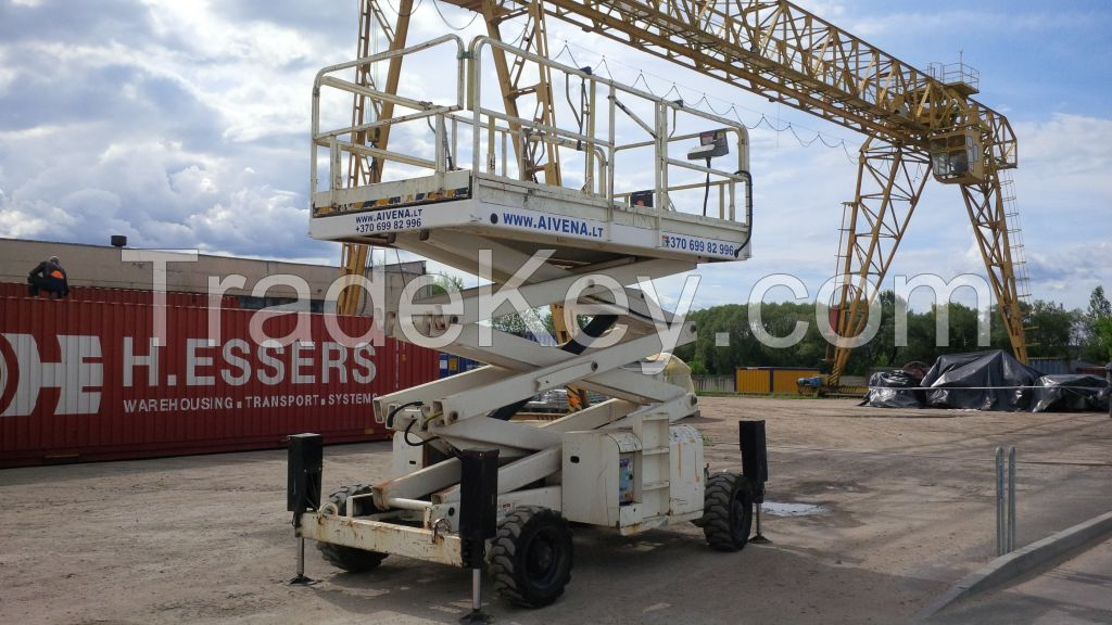 Scissor lift Haulotte H12SX