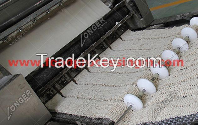 fried instant noodle processing line with best price