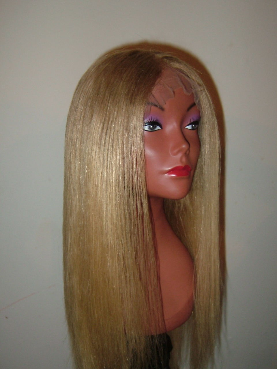 lace front/thin skin wig