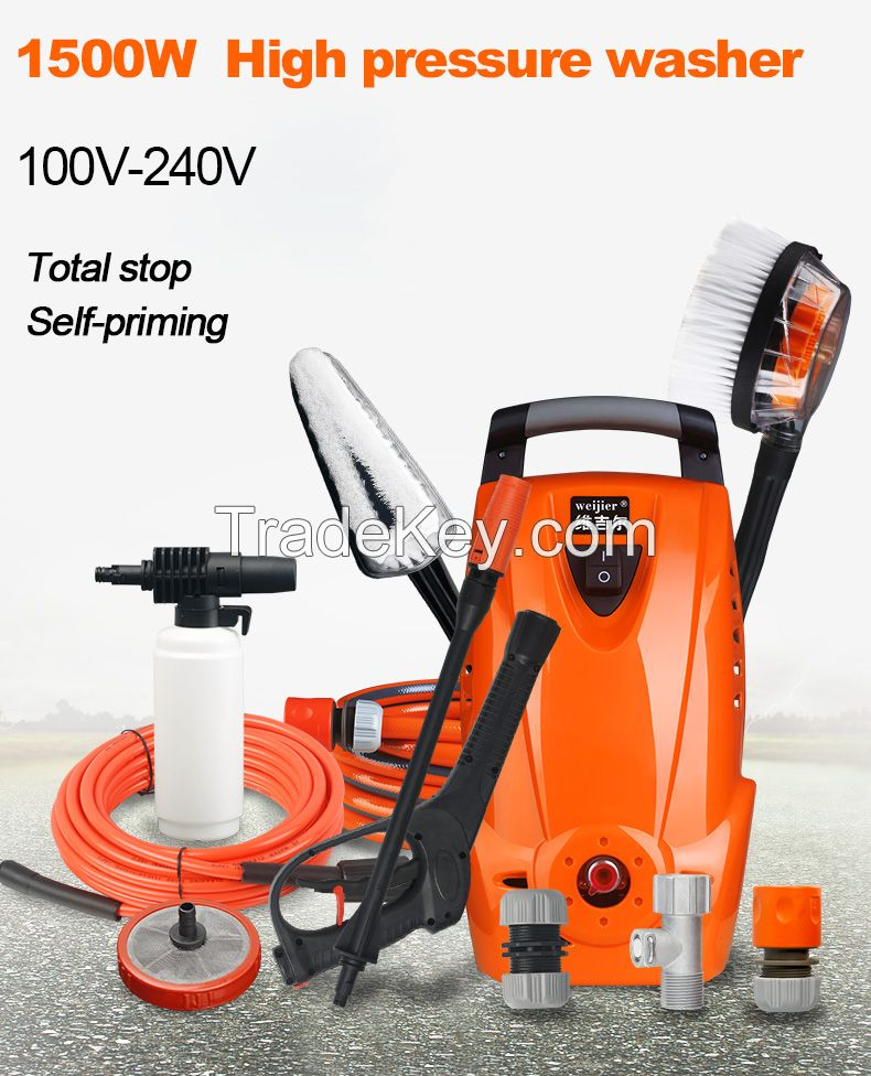 high pressure washer for car equipment