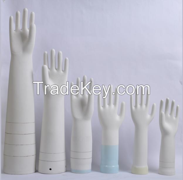 Porcelain Glove Former