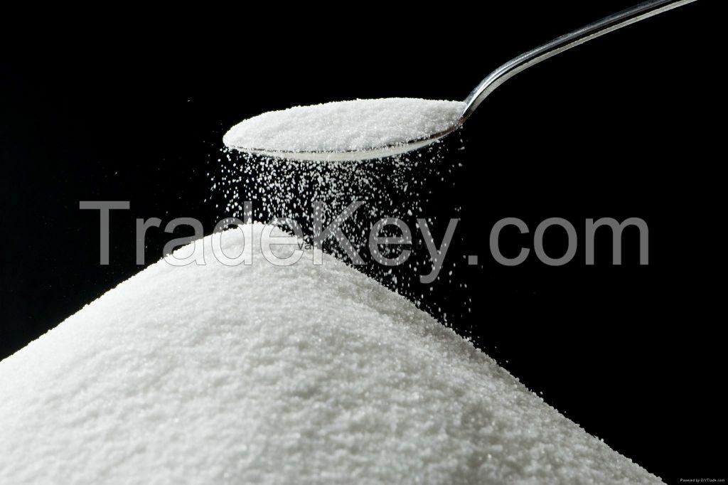 White Refined Sugar Icumsa 45