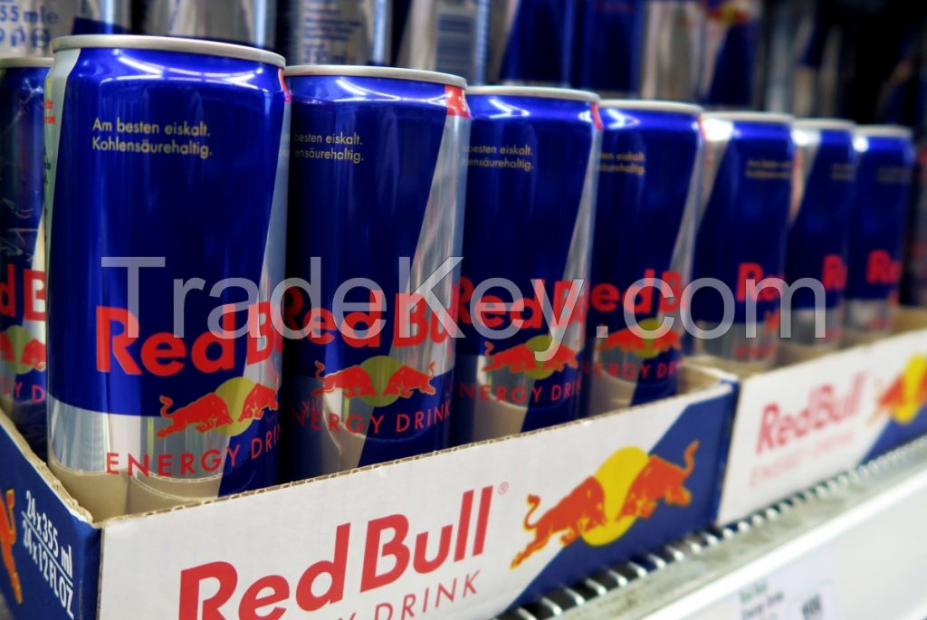 Red / Silver / Blue  Energy Drinks 250ML, 330ML, 500ML