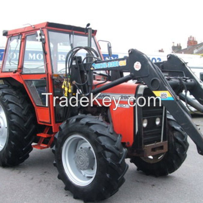AFFORDABLE MASSEY FERGUSON 290 TRACTOR