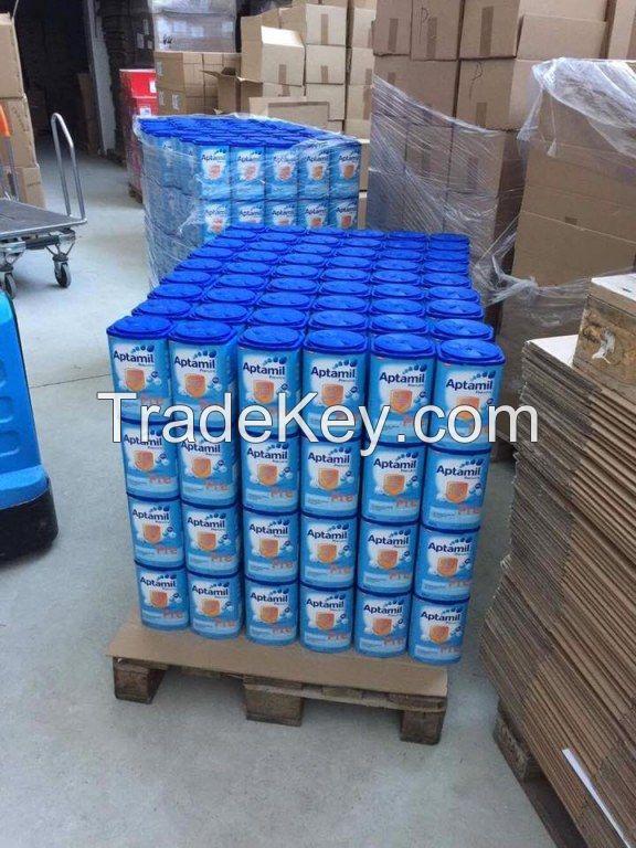 Infant Formula/Baby Milk Powder - German, Holland, French, UK, Austrian, Switzerland Origin