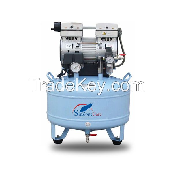 SZ700A-1-30L Oil Free Air Compressor/Piston Air Compressor
