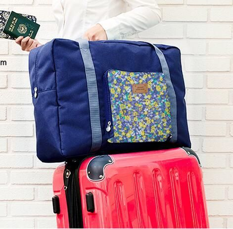 New Arrival Foldable Travel Bags Single Shoulder Large Capacity Travel Folding Organizer