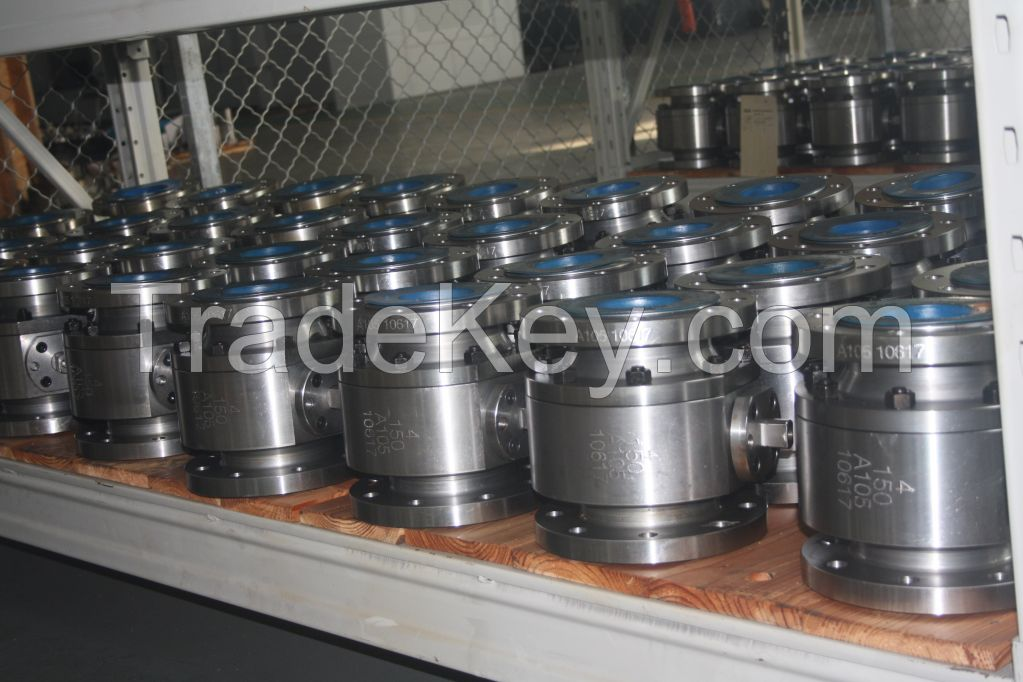 API600 Forged Steel A105 Ball Valves