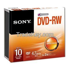 Sony Recording Media