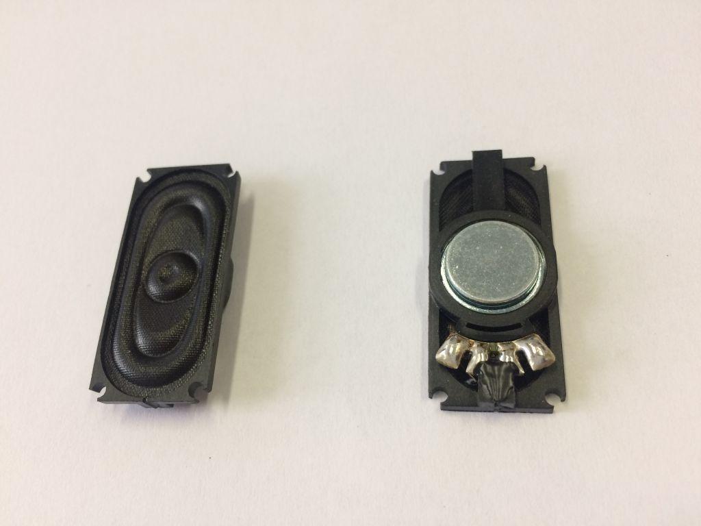 8ohm 1W raw speaker