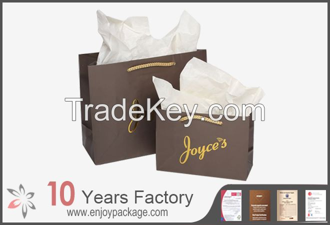 Shopping Paper Bag(2017 New Bags For Cloth
