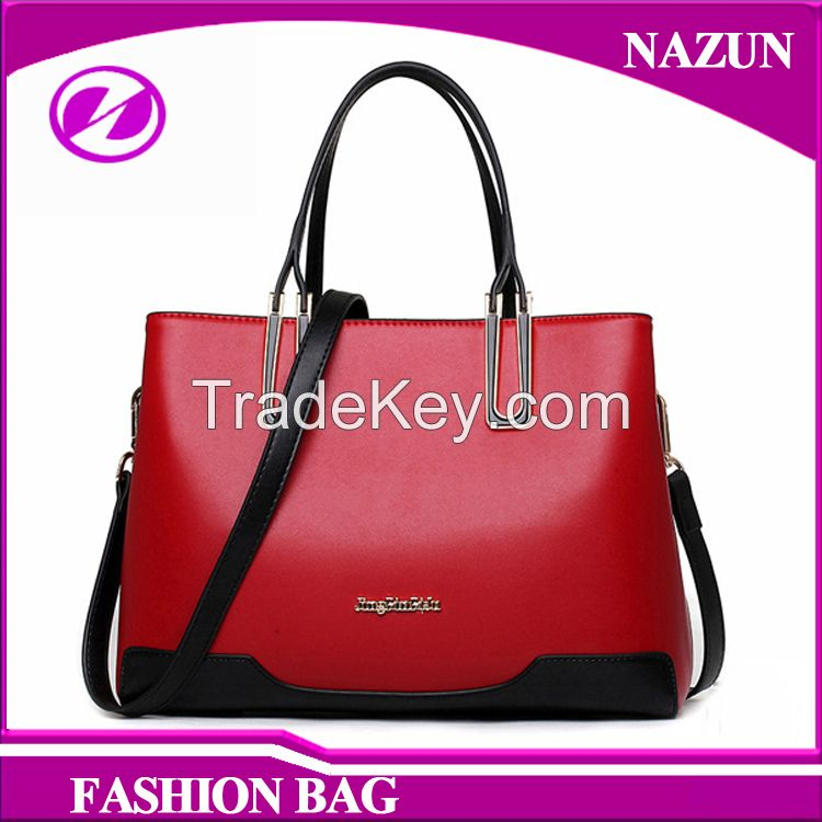 2017 fashion design China directly factory Online Shopping Hong Kong New Products lady handbag for women tote bag
