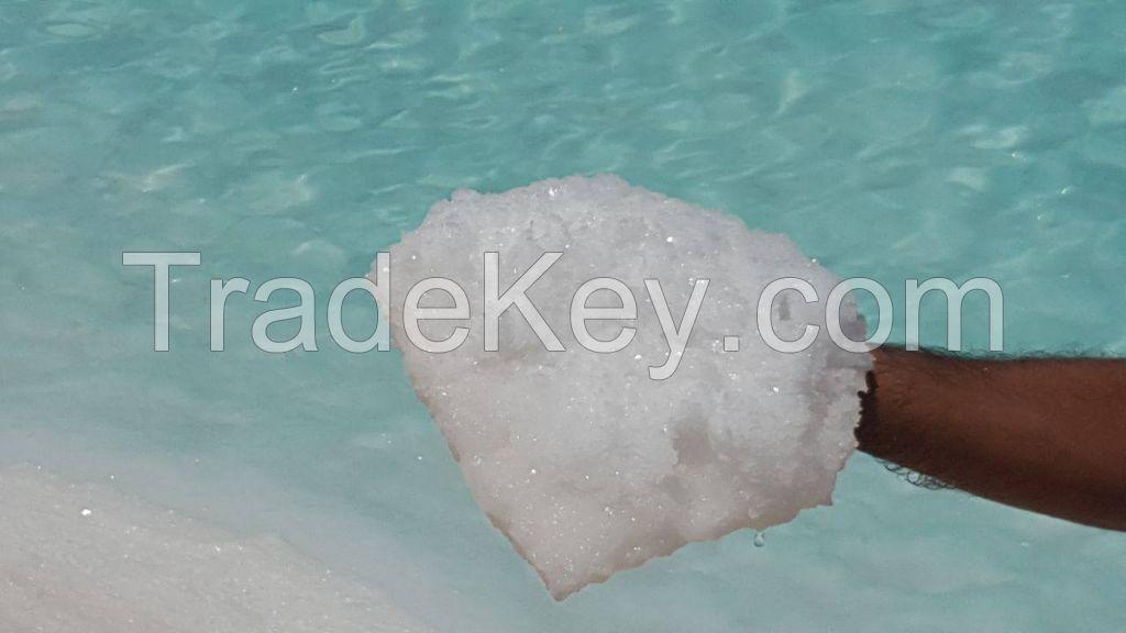 Rock Salt and Refined Salt